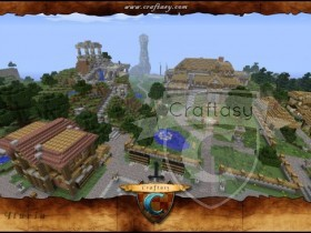 Craftasy Minecraft Server - Craftasy Wallpaper[Ituria]