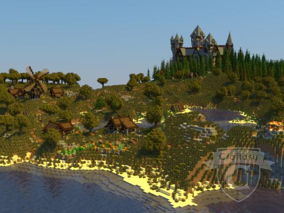 Blackshires Dörfer