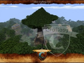 Craftasy Minecraft Server - Craftasy Wallpaper[Arboria]